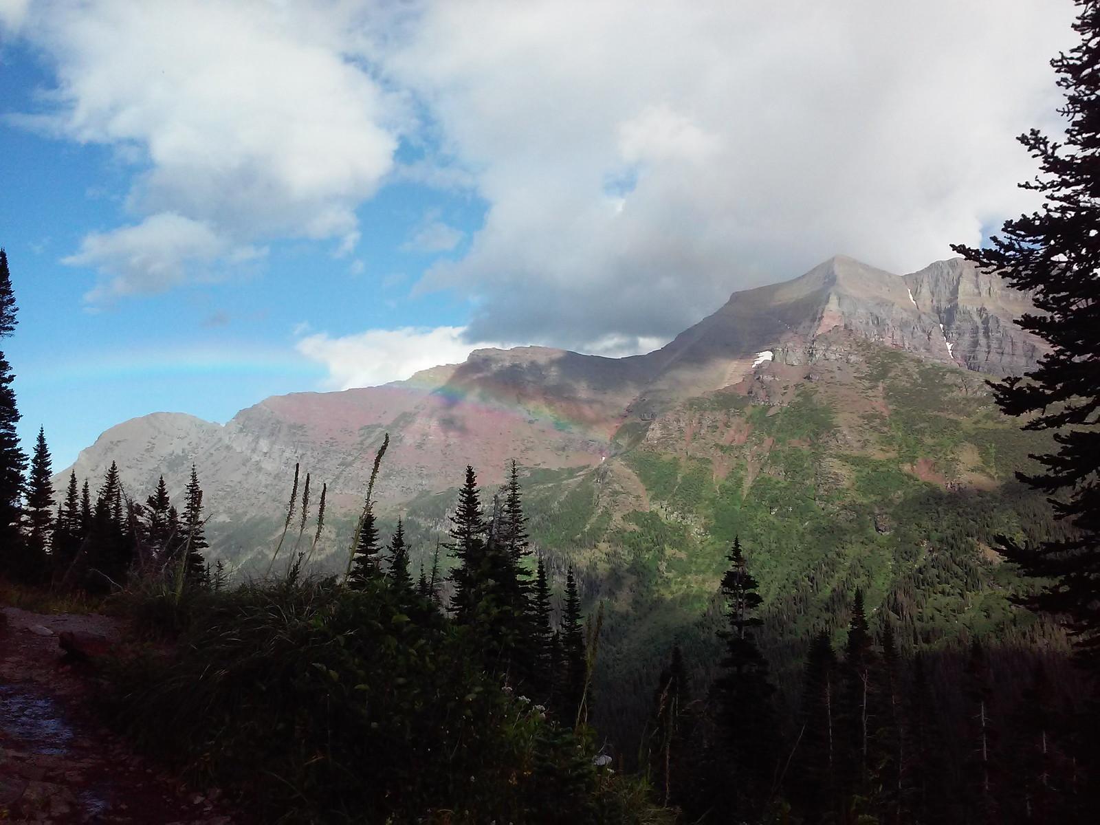 Grinnell Glacier Trail, Blackfeet Glacier, Montana