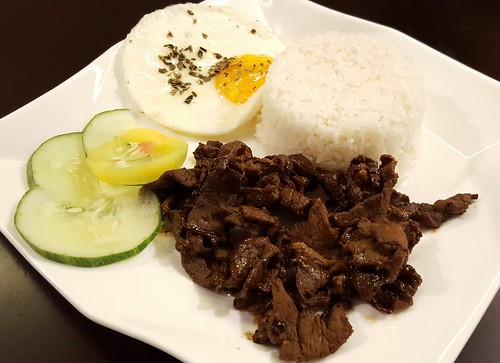 Beef Tapa | Dinner at Koffie Pauze In Its New Home at Roxas Avenue Dormitory - DavaoFoodTrips.com