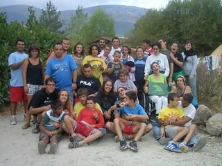 Campamentos 2009 Bustarviejo