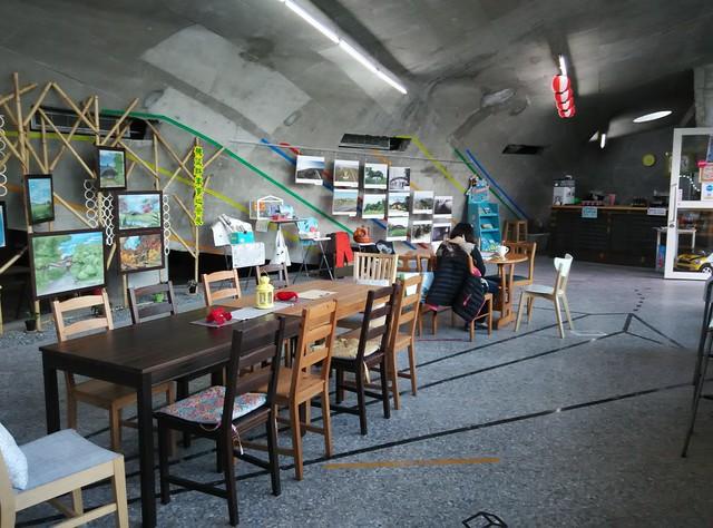 20160117 員山機堡 原點咖啡