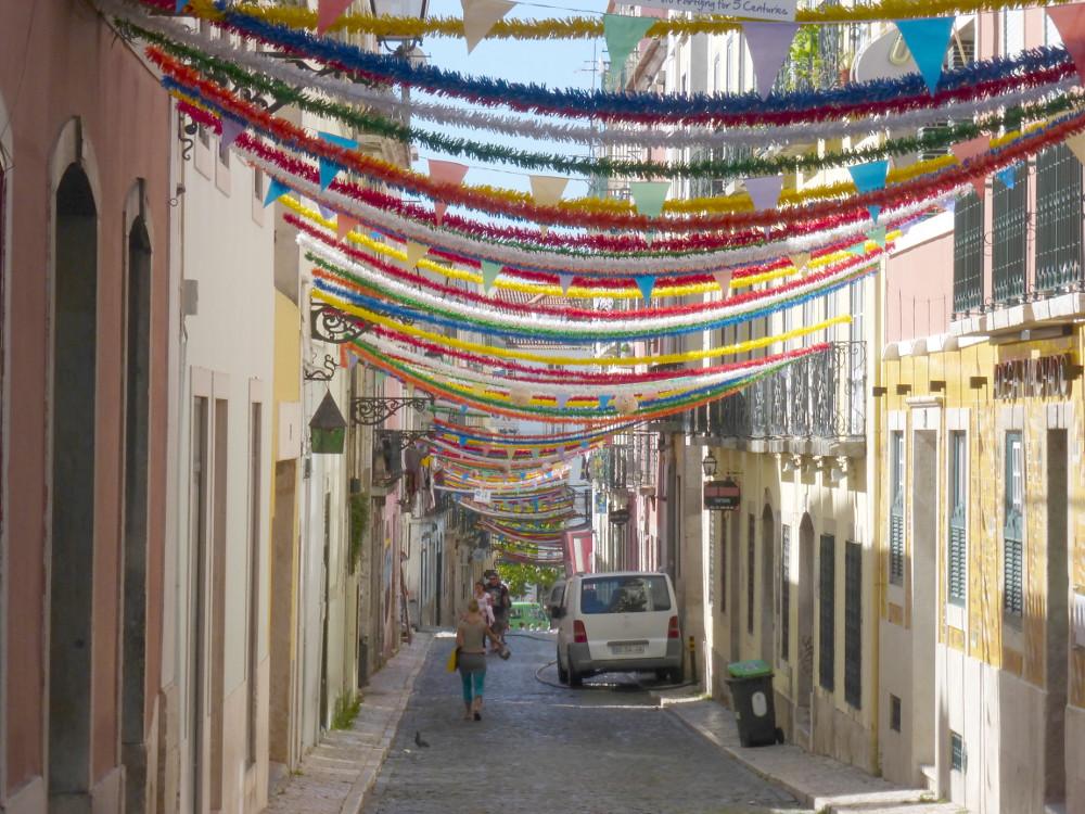 Lisbon's Barrio Alto