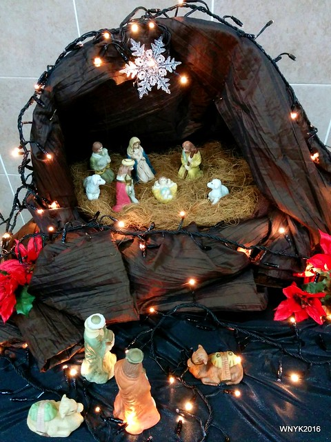 Mini Nativity