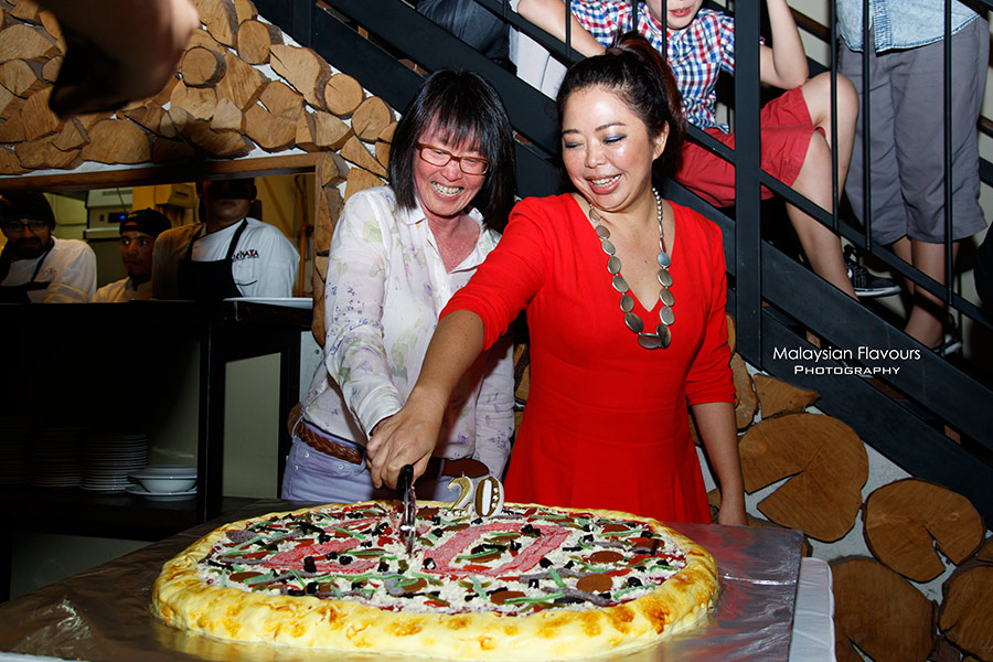 LaRisata Italian Restaurant KL Celebrates 20 years old
