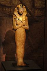 Shabti of Tutankhamun