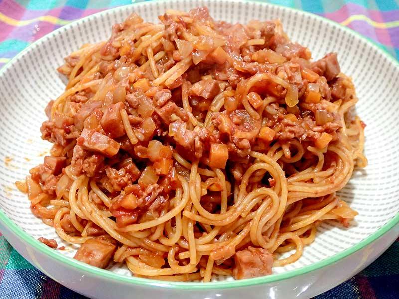 スパゲティ●×※■◎◇