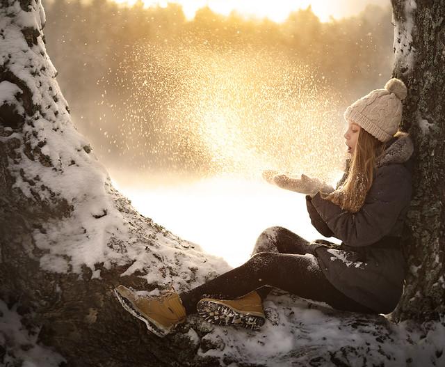 aleshurik - ..cloud in her hands..