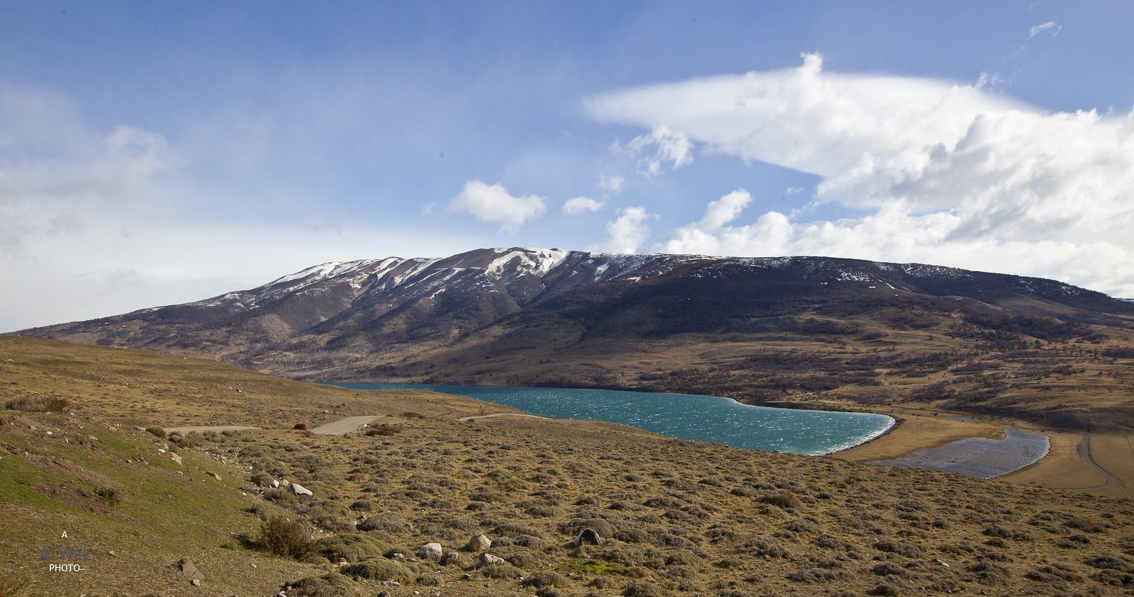 View of Laguna Azul