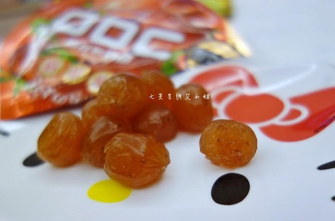 33 日本人氣軟糖推薦 UHA味覺糖 KORORO pure 甘樂鮮果實軟糖