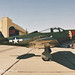 Bell P-63A Kingcobra Pretty Polly cn091263RP USAAF 42-68864 N163BP a by Bill Word