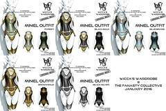 Wicca\'s Wardrobe @ The Fantasy Collective January 2016