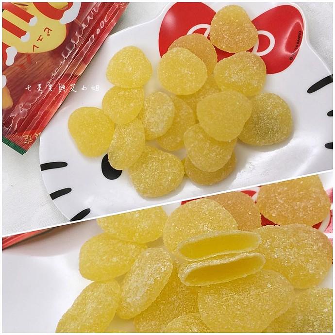 27 日本人氣軟糖推薦 UHA味覺糖 KORORO pure 甘樂鮮果實軟糖