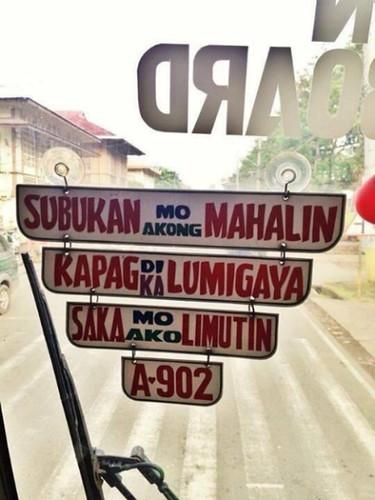 jeepney-sign