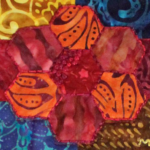 Sharons Gift - Red Flower