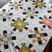Cog + Wheel Quilt Top by easypatchwork