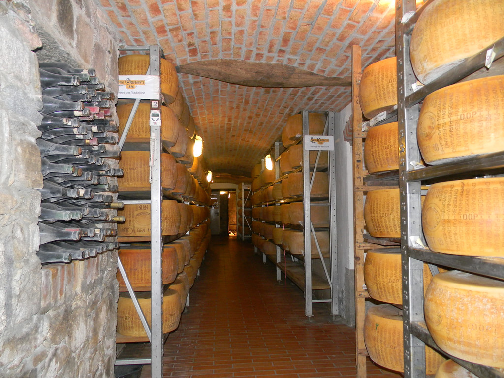 A Trip to a Cheese Cave, Arona, Piedmont, Italy 3