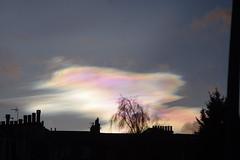 Nacreous Clouds 1