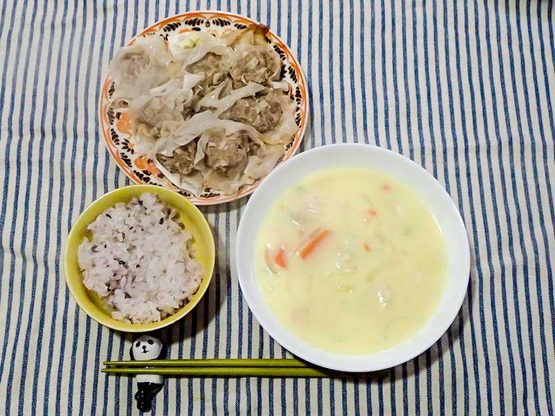 2016年2月1日の晩ご飯