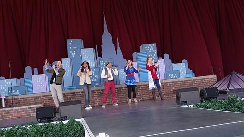 American Music Machine in Epcot at Disney World (3)
