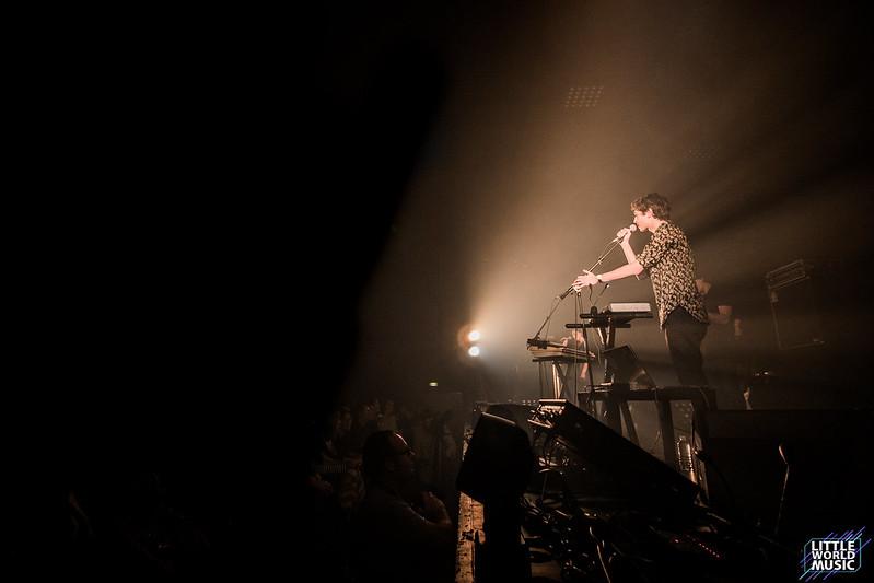 AaRON (+ Kazy Lambist) - Le Rocher de Palmer | 29.01.2016