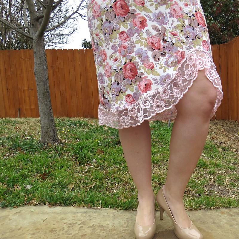 Valentine's Dress - After