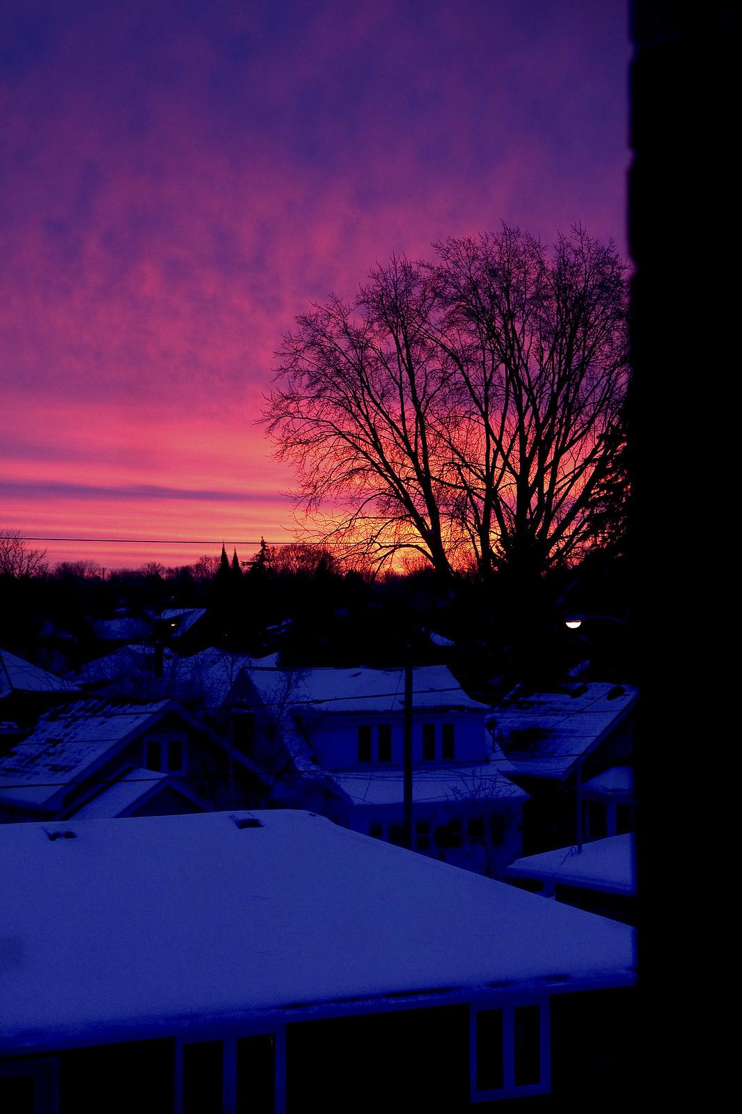 pboro sunrise