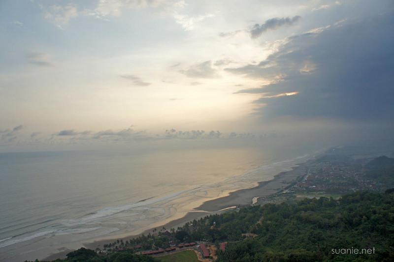 Yogyakarta, Indonesia - Parangtritis view