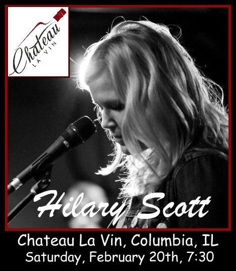 Hilary Scott 2-20-16
