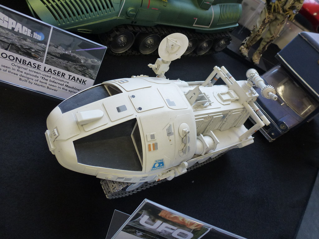 MOONBASE ALPHA TANK.