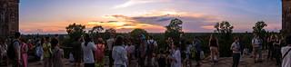Image of  Phnom Bakheng  near  Siem Reap. cambodia kh siemreap krongsiemreap