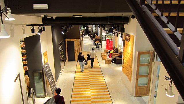 Il Mercato Del Duomo Milano - Floor entrance