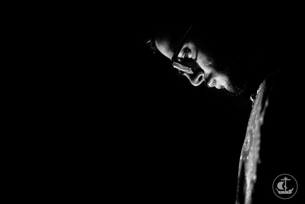 5 марта 2016, Всенощное бдение. Неделя мясопустная, о Страшнем суде / 5 March 2016, All-night Vigil. Meat-fare Sunday