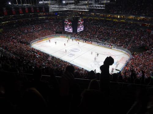 Kölner Haie 3:1 Düsseldorfer EG (DEL, Lanxess-Arena)