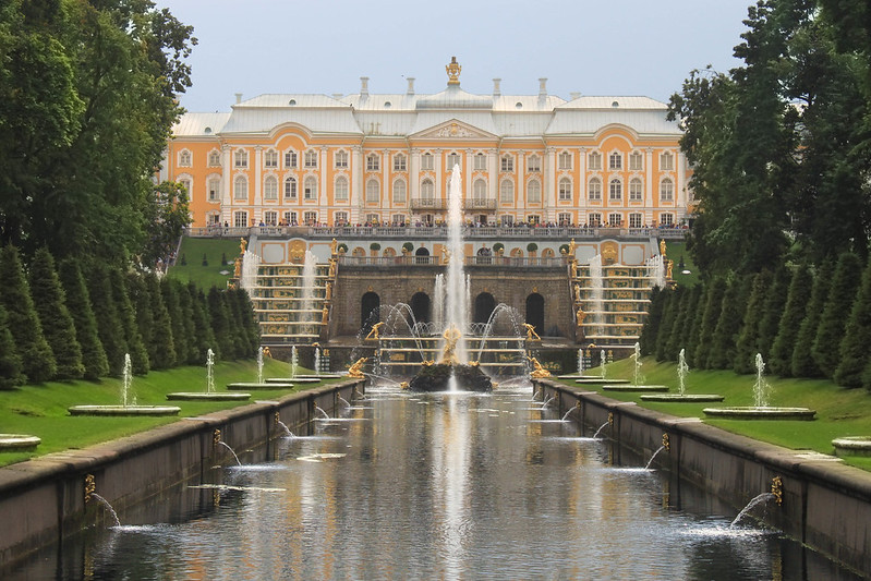 Peterhof Palace St Petersburg How To Plan Your Day