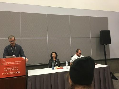 Tim Johnston, Aline Ohanesian, Arna Bontemps