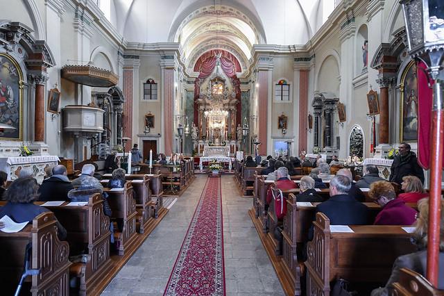 19 marzo 2016 | Celebrazione del 15° anniversario di Consacrazione episcopale dell'Arcivescovo Mons. Giampaolo Crepaldi