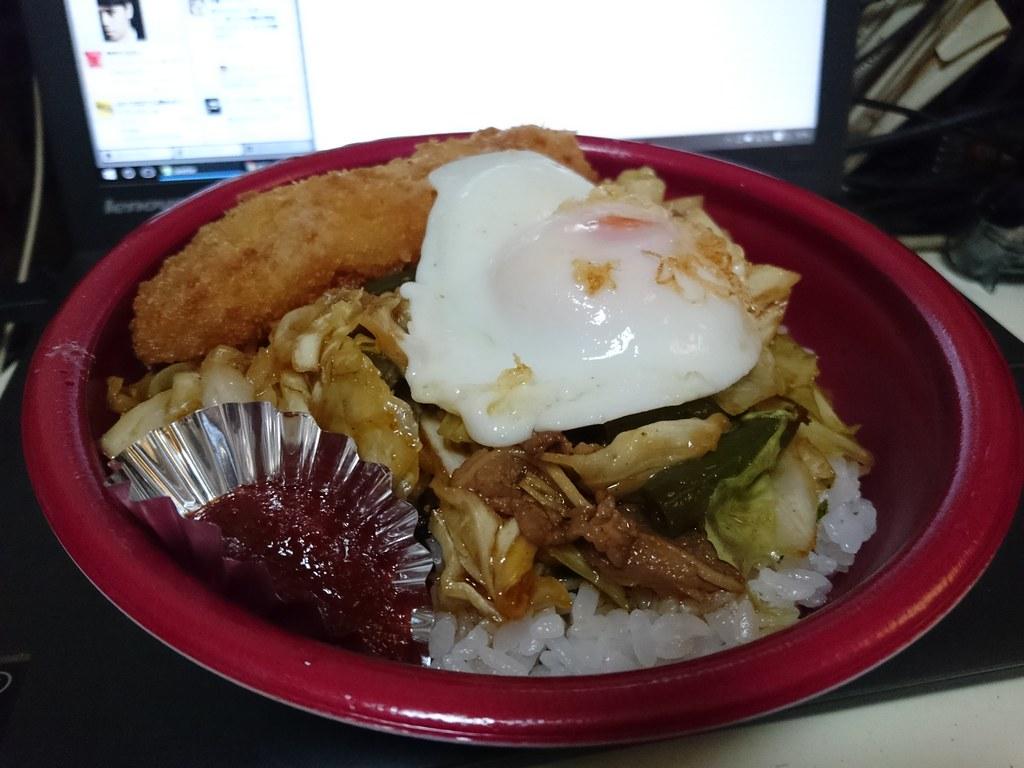 20160409 昼食
