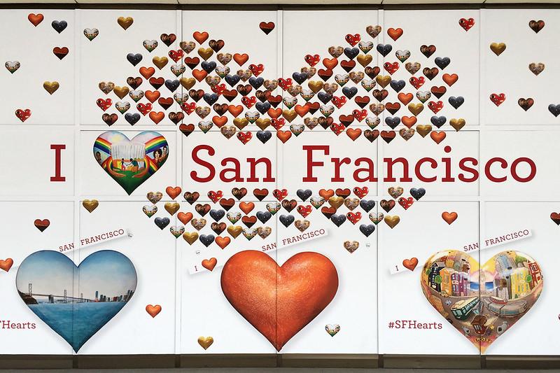 I ♥ San Francisco