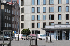 Kraków - Plac Bohaterów Getta
