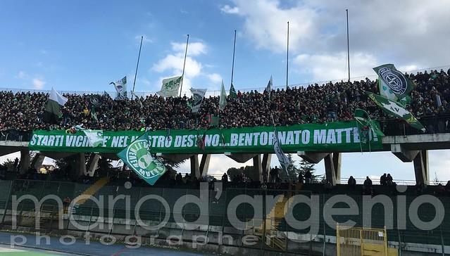 Calcio 2015/2016 Avellino Crotone