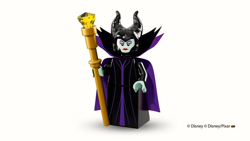 LEGO Disney Collectible Minifigures (71012) - Maleficent
