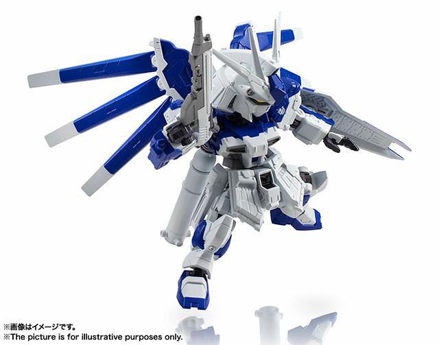 NXEDGE STYLE [MS UNIT]《機動戰士鋼彈 逆襲的夏亞》Hi-ν鋼彈
