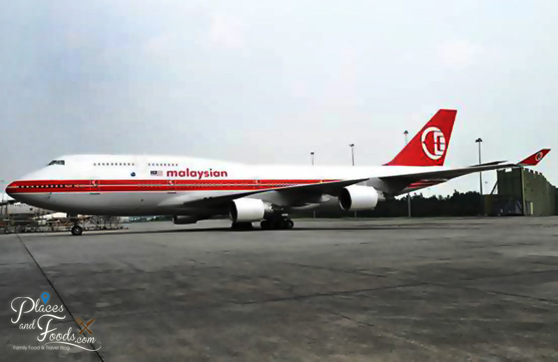 malaysia airlines retro livery
