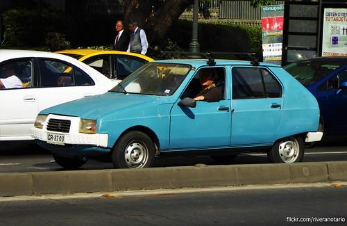 Citroën Visa - Santiago, Chile