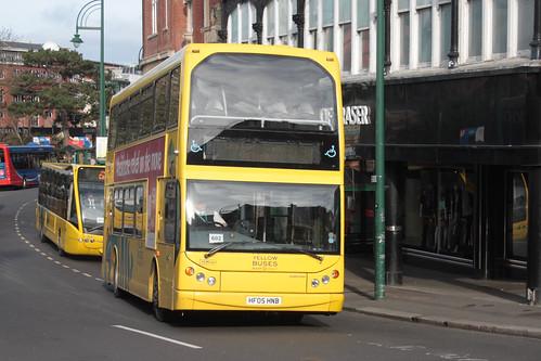 Yellow Buses VLM114 HF05HNB
