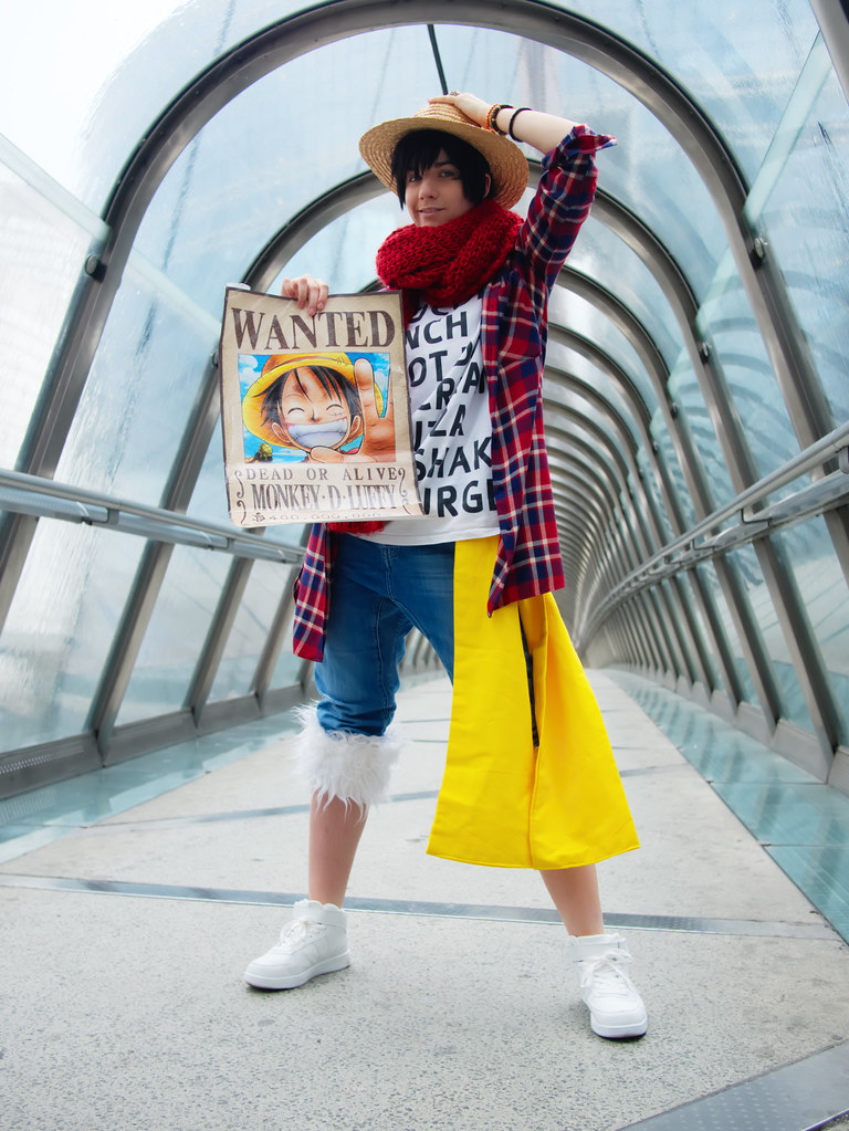 related image - Shooting Luffy - One Piece - La Défense - Paris - 2016-03-29- P1310153