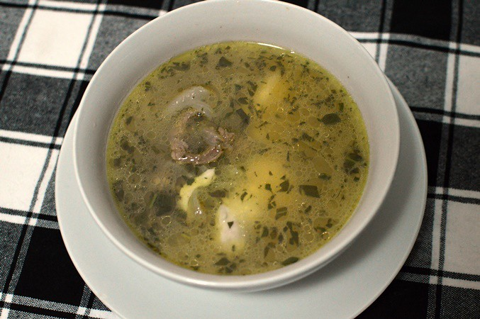 Beef Onion Soup