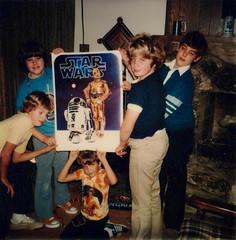 Birthday droids