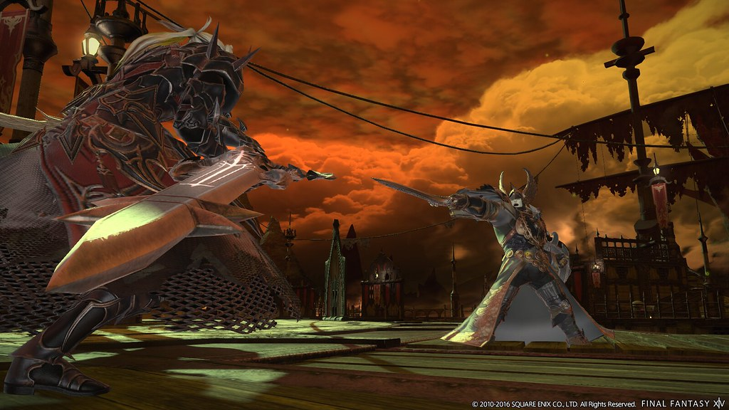 Everything you need to know about Final Fantasy XIV's new
