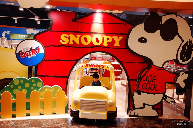 Snoopy outlet