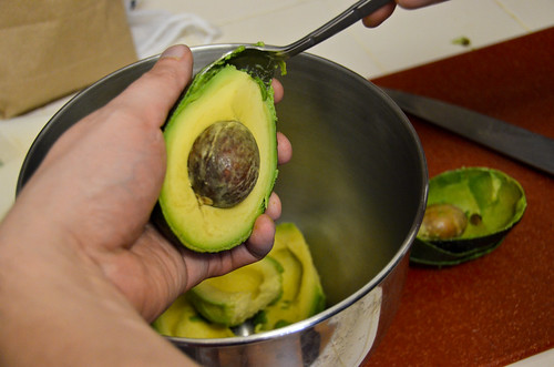~3 Avocadoes